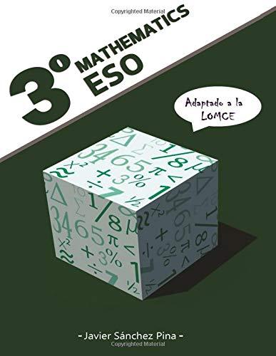 9788460897590: Mathematics 3º ESO