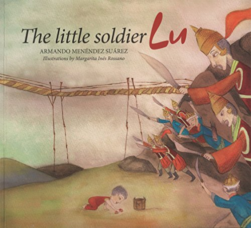 9788460898924: The little soldier Lu