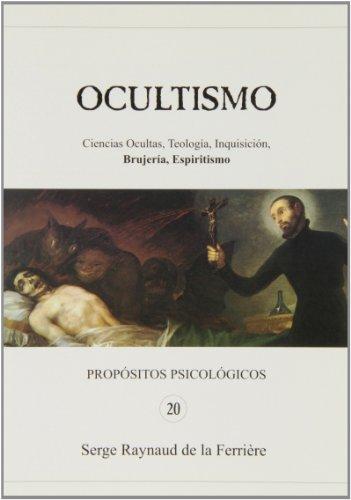 9788460911005: El ocultismo