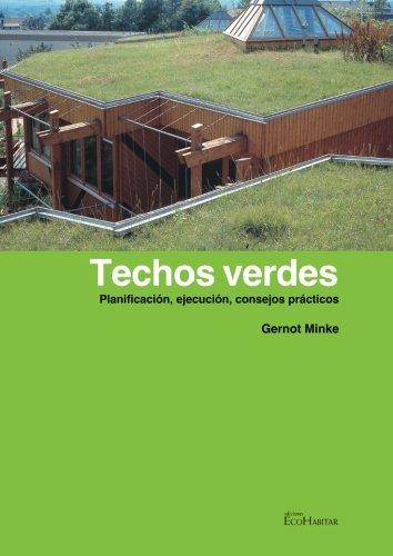 9788460944317: Techos verdes (Nueva edición) (Spanish Edition)