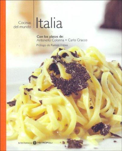 9788460950592: Italia - Cocinas del Mundo