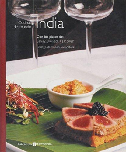 9788460950646: India - Cocinas del Mundo (Spanish Edition)