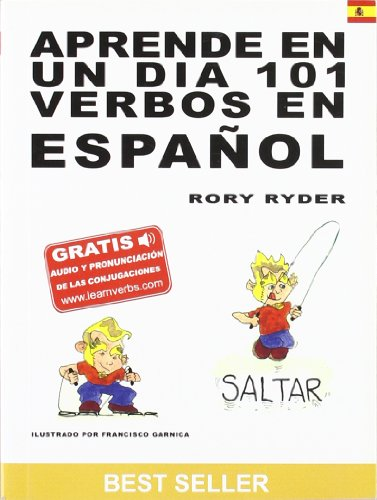 Aprende En Un Dia 101 Verbos En: Ryder, Rory