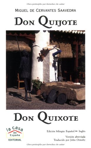 9788460960416: Don Quijote / Don Quixote (Book & MP3 CD) (English and Spanish Edition)