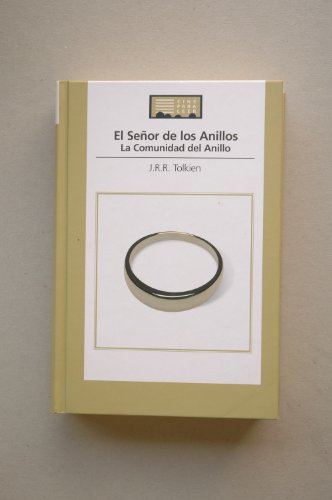 9788460971726: El señor de los anillos. La comunidad del anillo.
