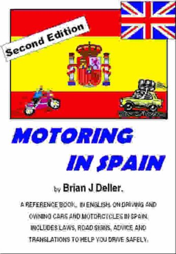 9788460972952: Motoring in Spain