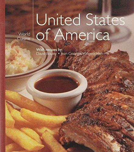 9788460973560: World Cuisine United States of America (World Cuisine, 4)