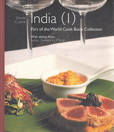 9788460973577: World Cuisine India (1) (World Cook Book Collection)