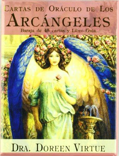 9788460987475: Libro guía para las cartas del oráculo de los arcángeles