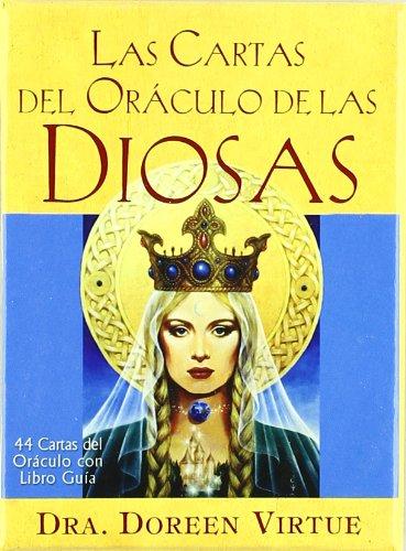 9788460990857: Libro guía para las cartas del oráculo de las diosas