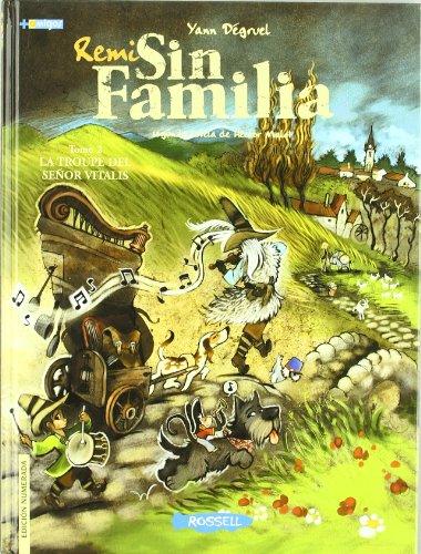 9788460995708: SIN FAMILIA TOMO 02 LA TROUPE DEL SE?OR VITALIS
