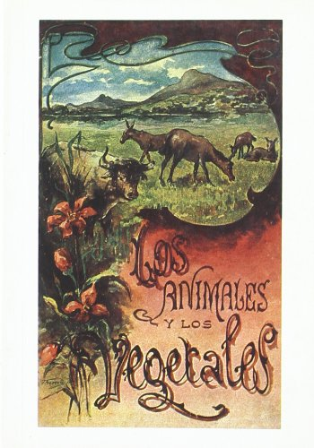 9788460997825: Los animales y los vegetales