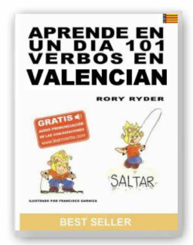 9788461106523: Learn 101 Valenciano Verbs in 1 Day