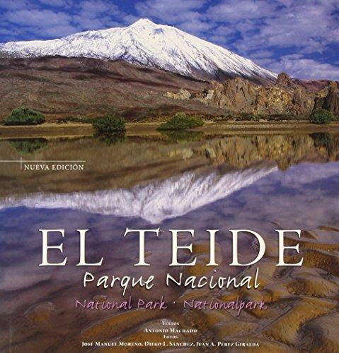 9788461110742: El Teide: Parque Nacional [English / German / Spanish]