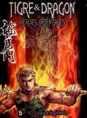 9788461131372: Tigre & Dragon- Heroes Orientales- 5 - Escuadron Halcon, El