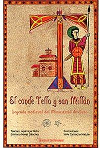 9788461133451: El conde tello y san millan