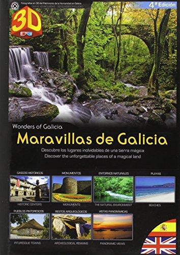 9788461197460: maravillas-de-galicia-espanol-ingles
