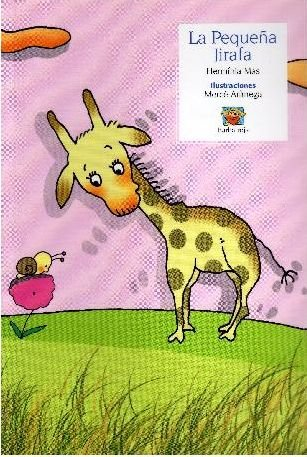 9788461199815: La pequena jirafa / The Little Giraffe (Barba Roja) (Spanish Edition)
