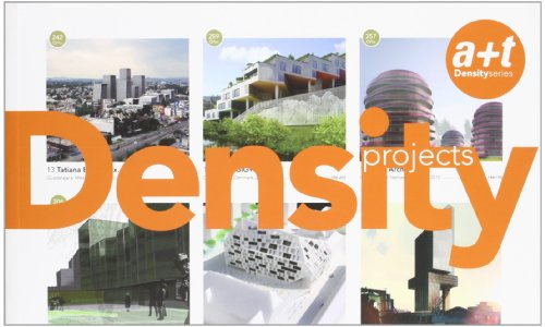 9788461213351: Density projects: 36 New Concepts on Collective Housing