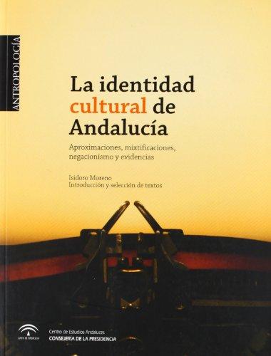 9788461239085: La identidad cultural de Andalucía