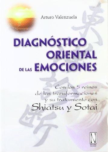 9788461240814: Diagnóstico Oriental De Las Emociones