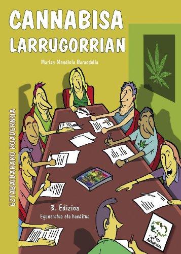 9788461299058: Cannabisa Larrugorrian (Eztabaidarako Koadernoak)