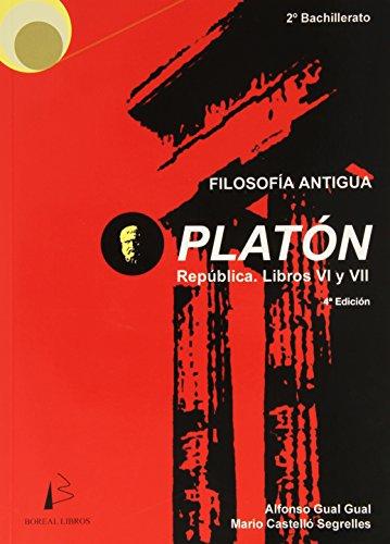 9788461326174: Filosofía antigua : Platón
