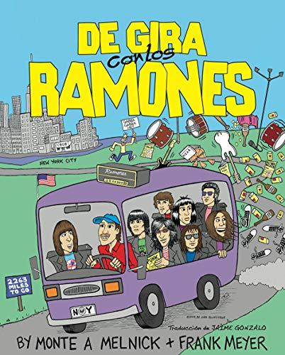 9788461332571: De gira con los Ramones