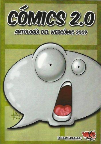 9788461344536: Cómics 2.0 Antología del webcómic 2009