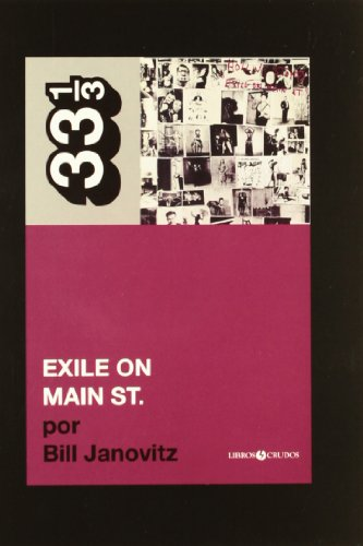 9788461362011: The Rolling Stones : exile on Main St