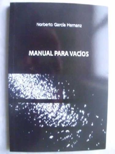 9788461385331: Manual para vacíos