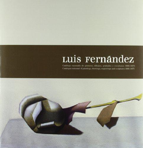 Catalogo razonado de Luis Fernández 1900-1973: Alfonso Palacio