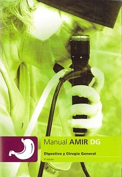 9788461403011: Manual Amir Dg. Digestivo Y Cirugia General