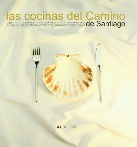 9788461414208: Cocinas del camino de Santiago, las