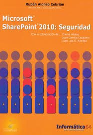 9788461435418: Microsoft Sharepoint 2010: Seguridad