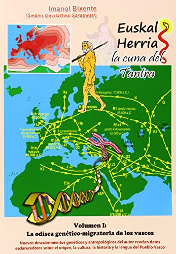 9788461438136: Euskal Herria, La Cuna Del Tantra Vol.I