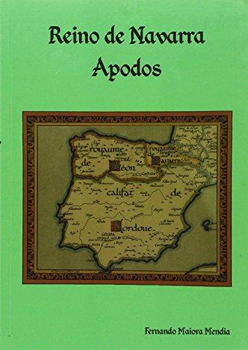 Reino de Navarra . Apodos: Maiora Mendia, Fernando