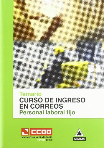 9788461487813: Temario Personal Laboral Fijo de Correos CCOO