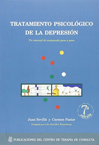 9788461499304: Tratamiento Psicologíco de la depresión