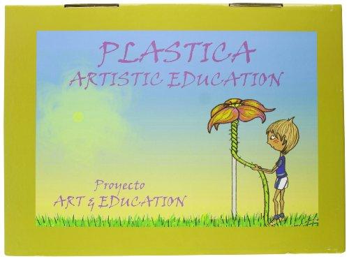 9788461519699: Proyecto Art & Education. Plástica. Dibujar, Colorear Y Crear. Maletin 5. E.P. 5