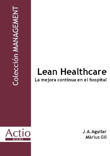 9788461588060: Lean Healthcare