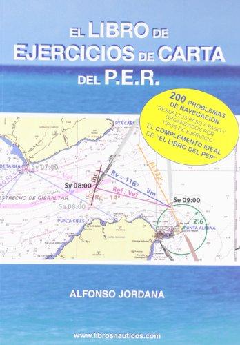 9788461598540: El Libro De Ejercicios De Carta Del P.E.R.
