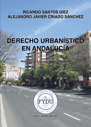 9788461605538: DERECHO URBANISTICO EN ANDALUCIA