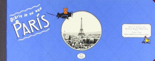9788461618019: Diario De Un Oso En París
