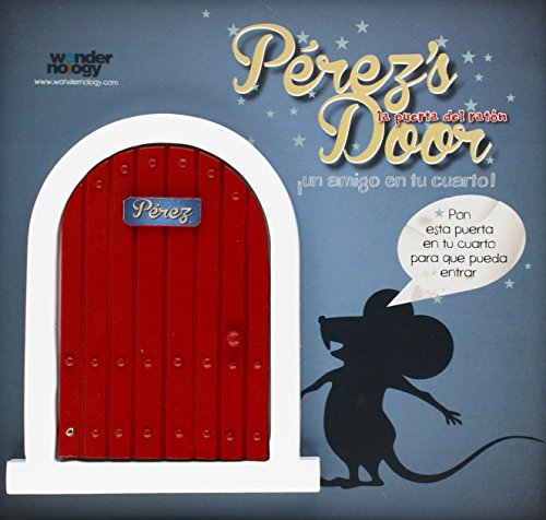 9788461656240: Perez´s door la puerta roja para el ratoncito Perez
