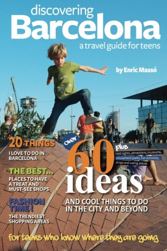 9788461657452: Discovering Barcelona, a travel guide for teens