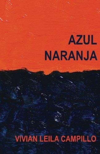 9788461667413: Azul Naranja (Spanish Edition)