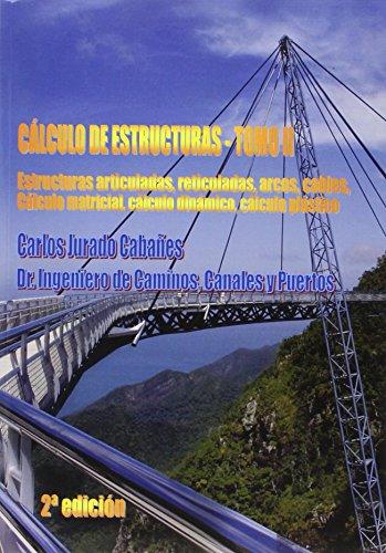 9788461672011: CALCULO DE ESTRUCTURAS - TOMO II