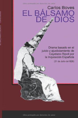 9788461679782: El balsamo de Dios (Spanish Edition)