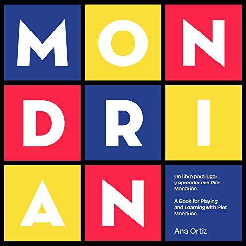 9788461695737: MONDRIAN - Un libro para jugar y aprender con Piet Mondrian